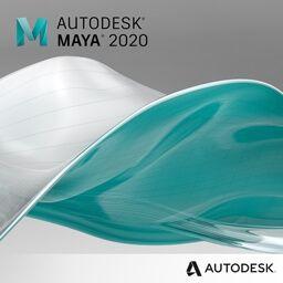 Autodesk Maya Boxshot