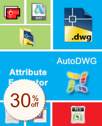 AutoDWG Attribute Extractor Discount Coupon Code