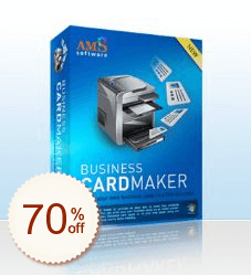 Business Card Maker Discount Coupon