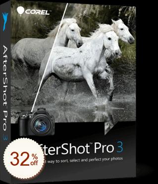 Corel AfterShot Pro Discount Coupon Code