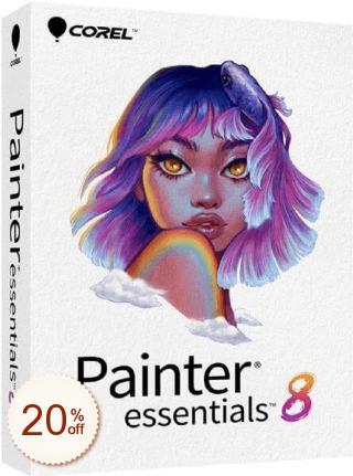 Corel Painter Essentials Discount Coupon