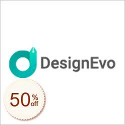 DesignEvo Discount Coupon