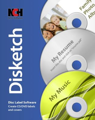 Disketch Disc Label Software Discount Coupon