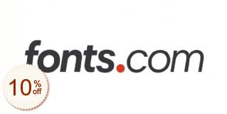 Fonts.com Discount Coupon