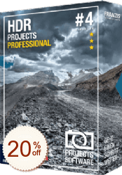HDR projects Discount Coupon