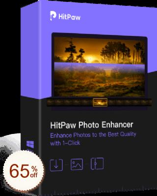 HitPaw Photo Enhancer Discount Coupon