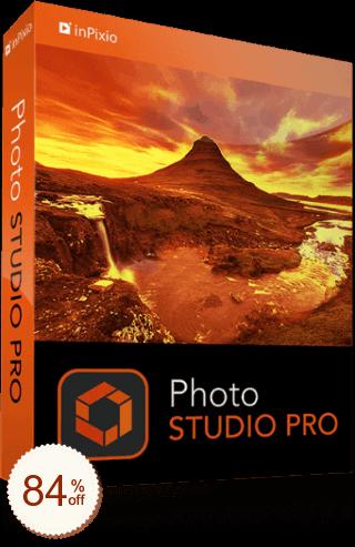 InPixio Photo Studio Discount Coupon