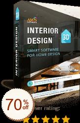 Interior Design 3D Code coupon de réduction