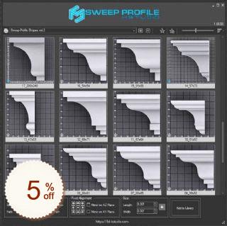 KStudio Sweep Profile Discount Coupon