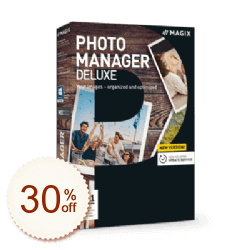 MAGIX Foto Manager Deluxe Discount Coupon