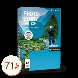 MAGIX Photo Premium Code coupon de réduction