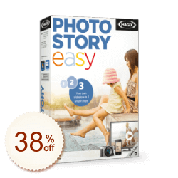 MAGIX Photostory easy Discount Coupon Code