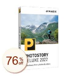 MAGIX Photostory Discount Coupon