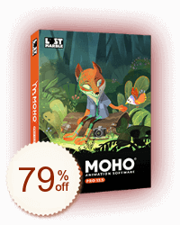 Moho Animation Software Discount Coupon