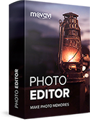 Movavi Photo Editor for Mac Discount Coupon