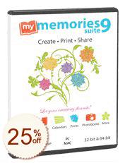 MyMemories Suite Discount Coupon