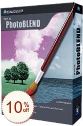 Photo Blend 3D Discount Coupon