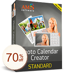 Photo Calendar Creator Discount Coupon