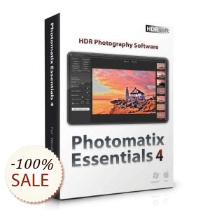 Photomatix Essentials Discount Coupon