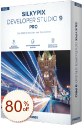SILKYPIX Developer Studio Discount Coupon
