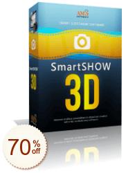 SmartSHOW 3D de remise