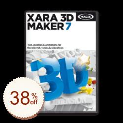 Xara 3D Maker de remise