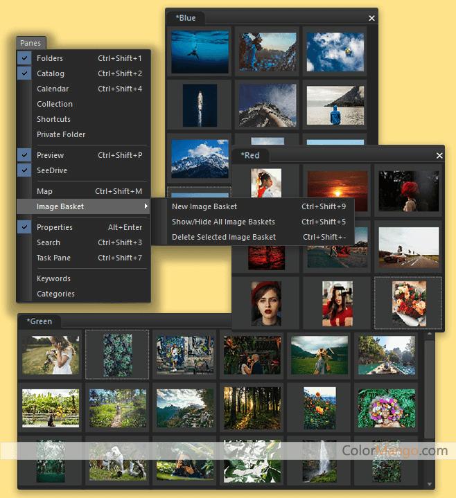 ACDSee Photo Studio Screenshot
