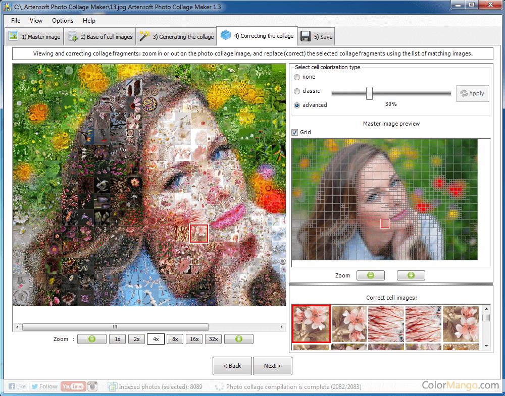 Calendar Design Creator : Artensoft photo collage maker off coupon working