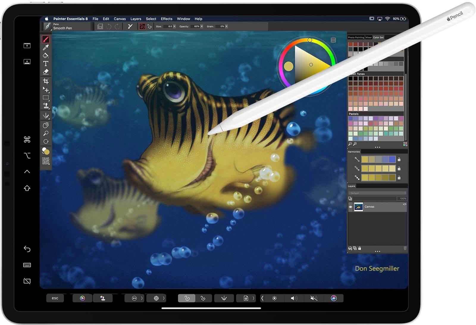 Corel Painter Essentials Screenshot