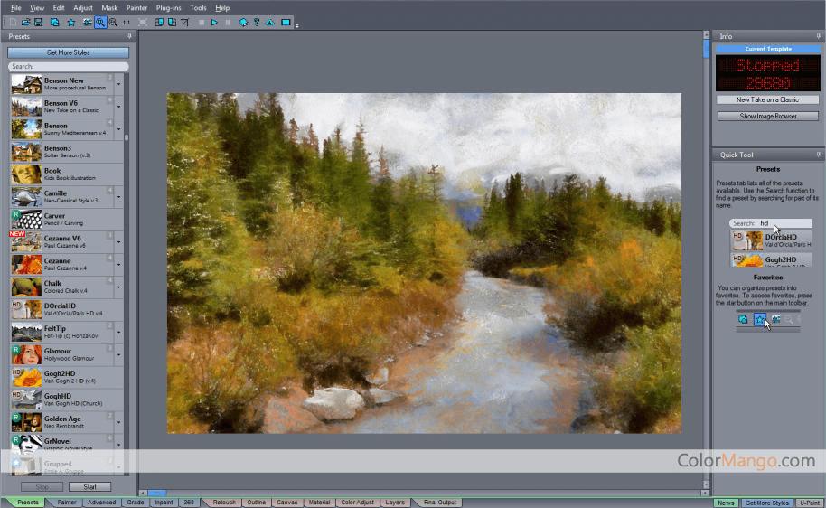 Dynamic Auto Painter Screenshot