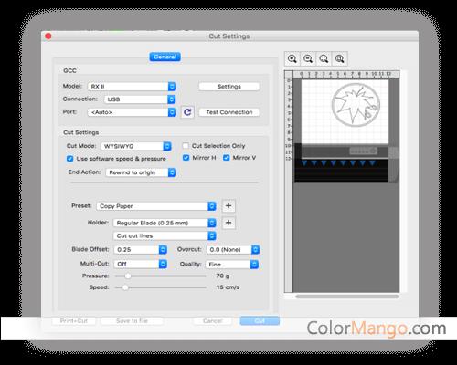 Easy Cut Studio Screenshot