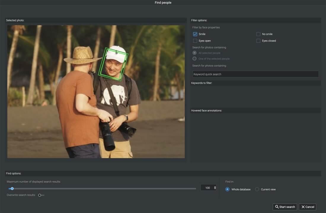 Excire Bundle Screenshot