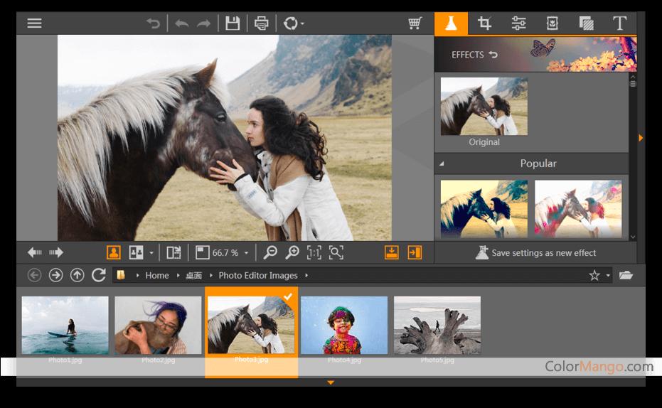 Fotophire Editing Toolkit Screenshot