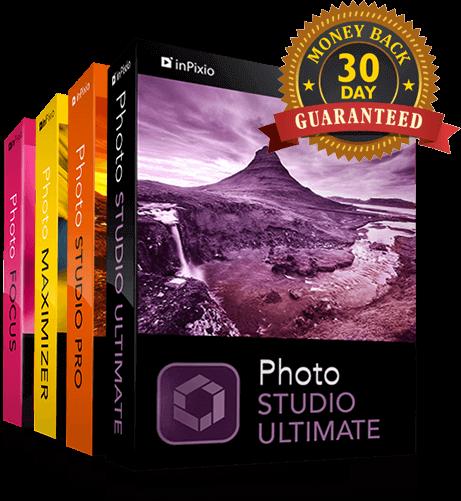 inPixio Photo Studio Ultimate Screenshot