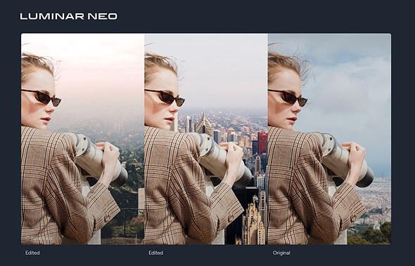 Luminar Neo Screenshot