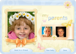 Luxand BabyMaker Screenshot