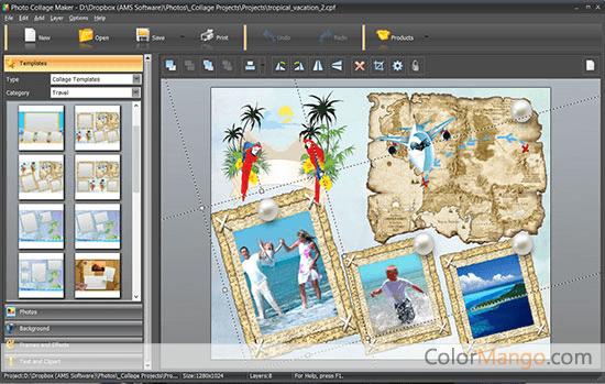 Photo Collage Maker Screenshot