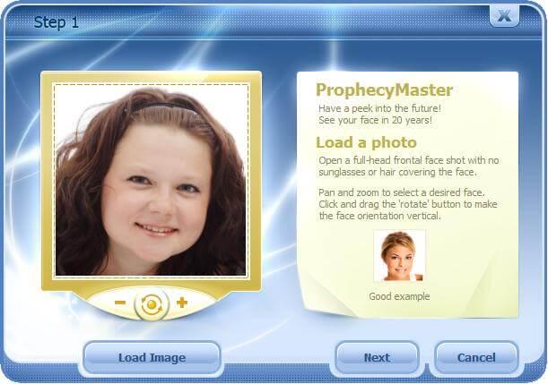 Luxand ProphecyMaster Screenshot