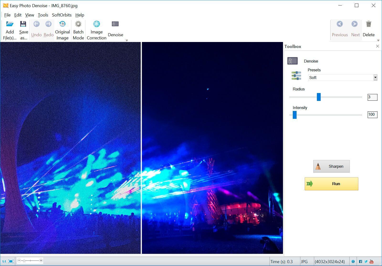 Easy Photo Denoise Screenshot