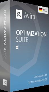 Avira Optimization Suite