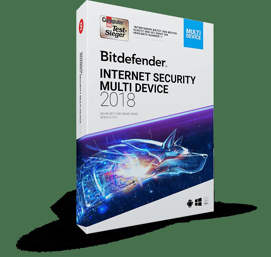 BitDefender Internet Security MULTI-DEVICE Discount Coupon