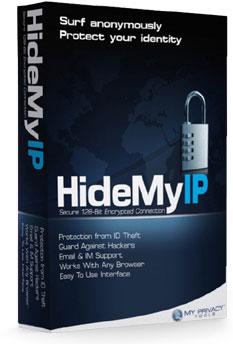 Hide My IP Boxshot