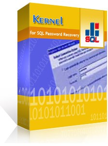 Kernel for SQL Password Recovery promo code