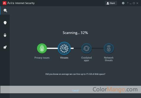 Avira Internet Security Screenshot