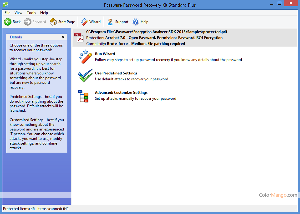 download to win 7 2018 Passware Password Recovery Kit
