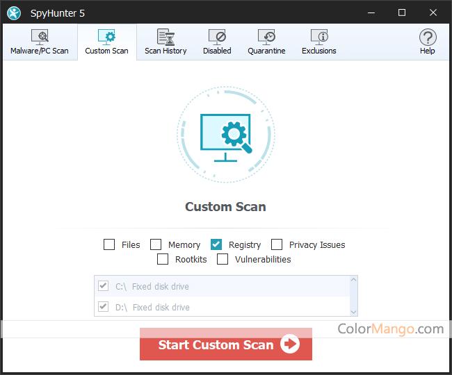 SpyHunter Screenshot