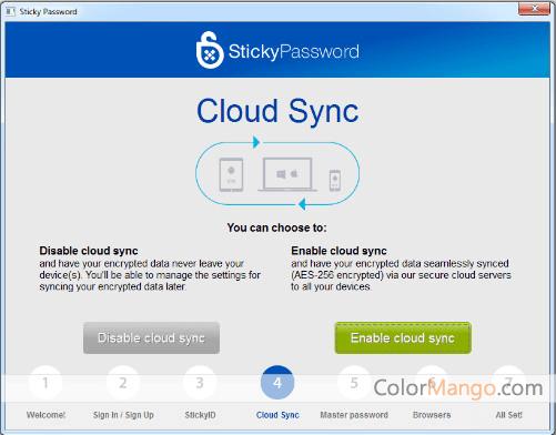 Sticky Password Premium Capture D'écran
