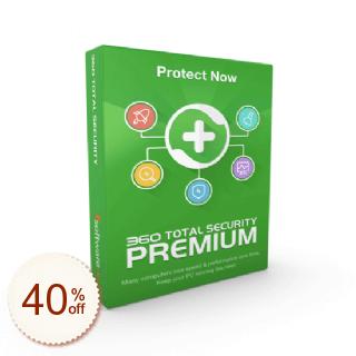 360 Total Security Premium Discount Coupon
