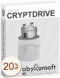 abylon CRYPTDRIVE Discount Coupon
