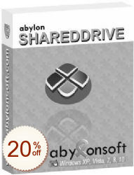 abylon SHAREDDRIVE Discount Coupon